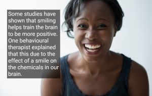 African American woman with a healthy smile Estudillo, CA