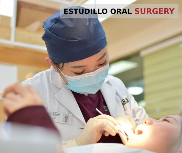 Female dentist checking patient's oral health during dentist visit - San Leandro, CA